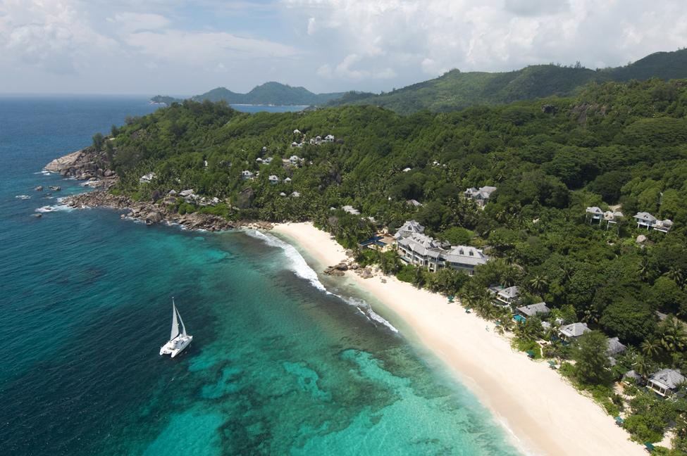1152 Banyan Tree Seychelles – тропический рай на Сейшелах