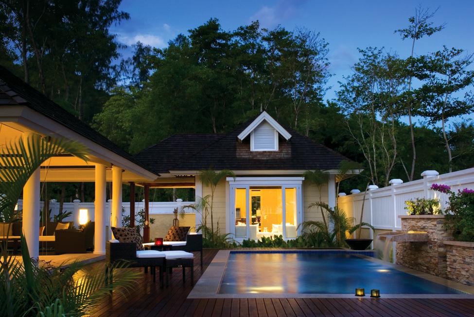 1153 Banyan Tree Seychelles – тропический рай на Сейшелах