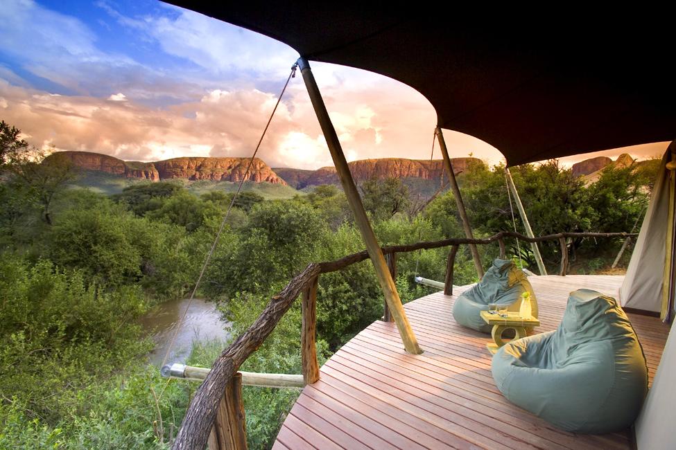 1156 Marataba – роскошный отель на территории заповедника в ЮАР