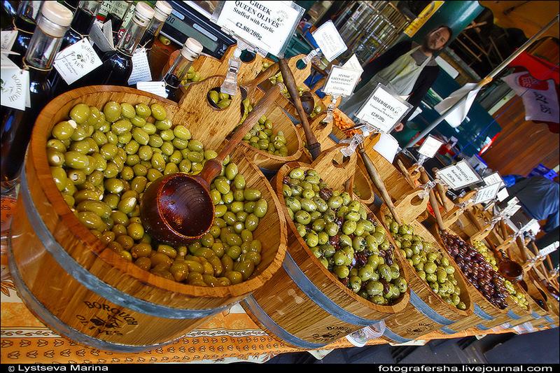 1163 Лондонский рынок BOROUGH MARKET