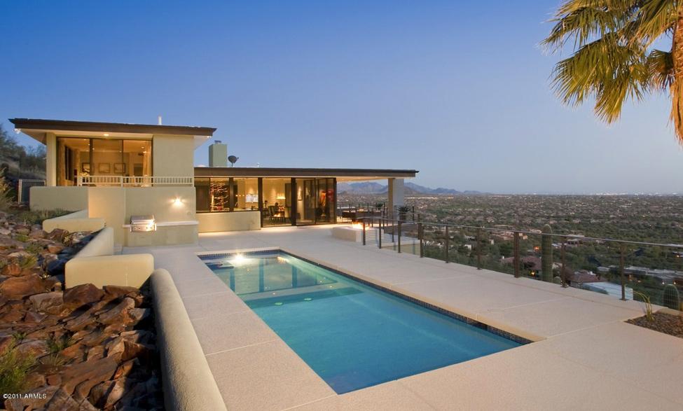 Роскошная резиденция в Аризоне за 2,5 млн долларов