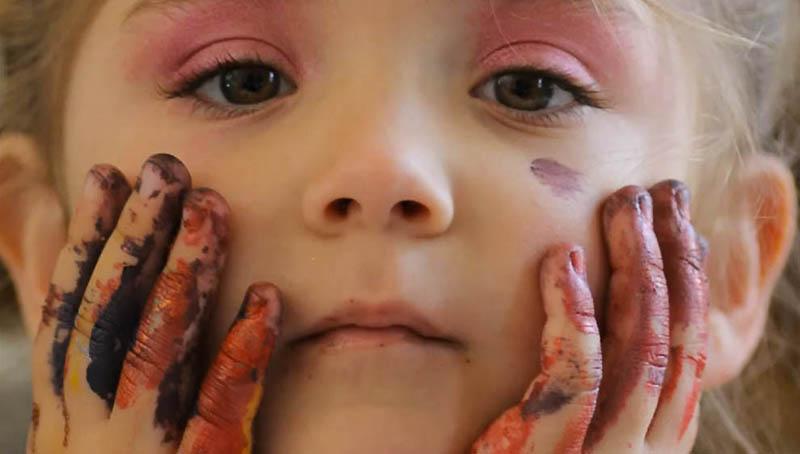 12104 Аэлита Андре – самая юная художница в мире