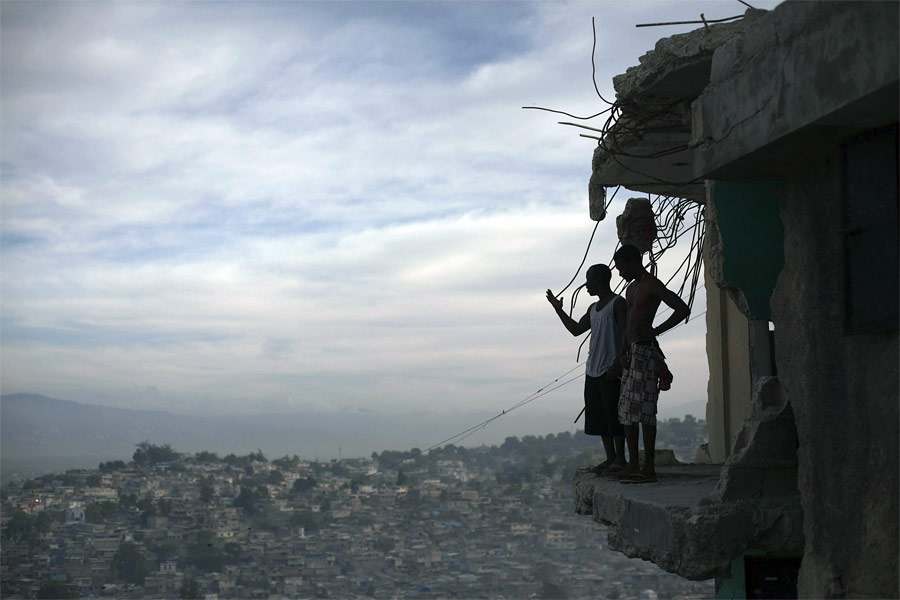 12167 Лучшие снимки Reuters 2011 (часть 1)