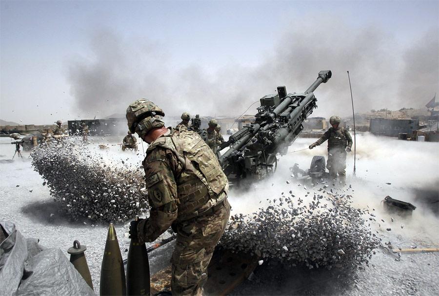 12 173 foto terbaik Reuters di 2011 (Bagian 2)