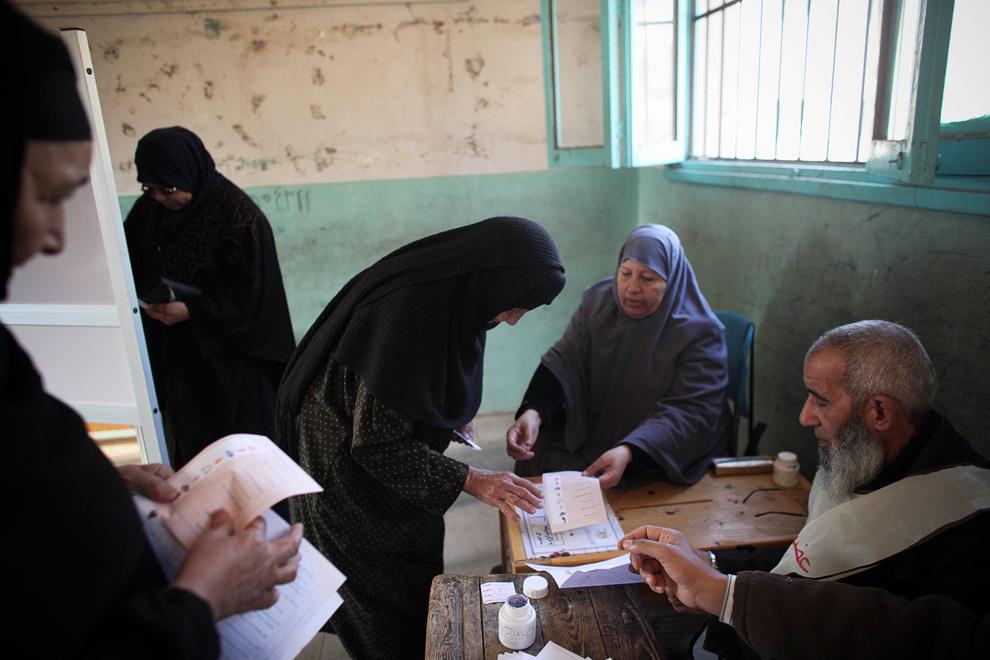12 183 Pemilu di Mesir dan Kongo
