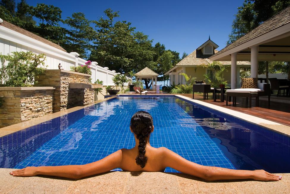 1236 Banyan Tree Seychelles – тропический рай на Сейшелах