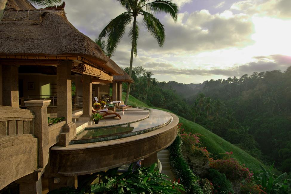 1276 Viceroy Bali – пятизвездочный отель на Бали