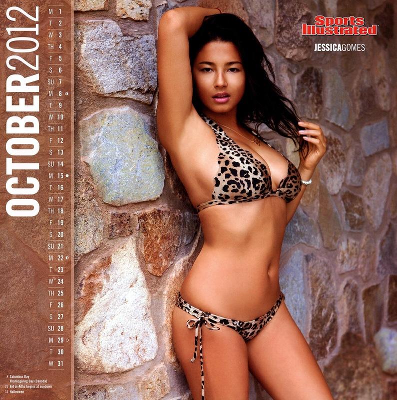 Sports Illustrated 1290 Kalender 2012