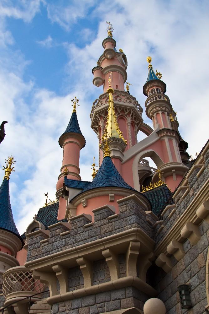 1307 Disneyland Paris: Парижский Диснейленд