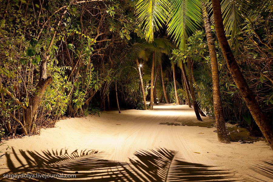 13105 Лучший в мире курортный отель на Мальдивах