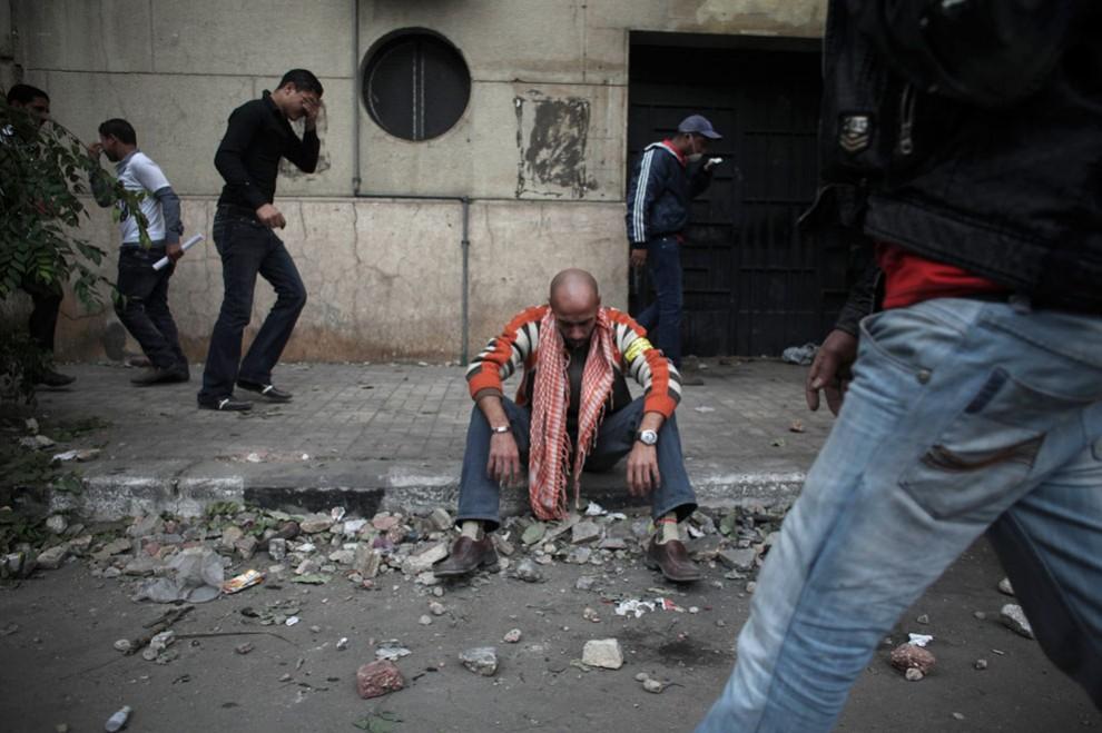 13122 990x659 nuevos disturbios en El Cairo
