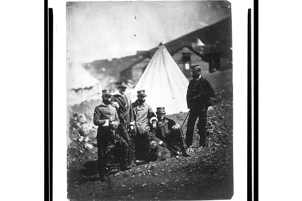 1326 Фотографии времен Крымской войны