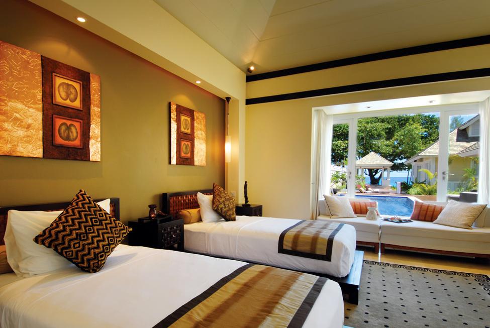 1335 Banyan Tree Seychelles – тропический рай на Сейшелах