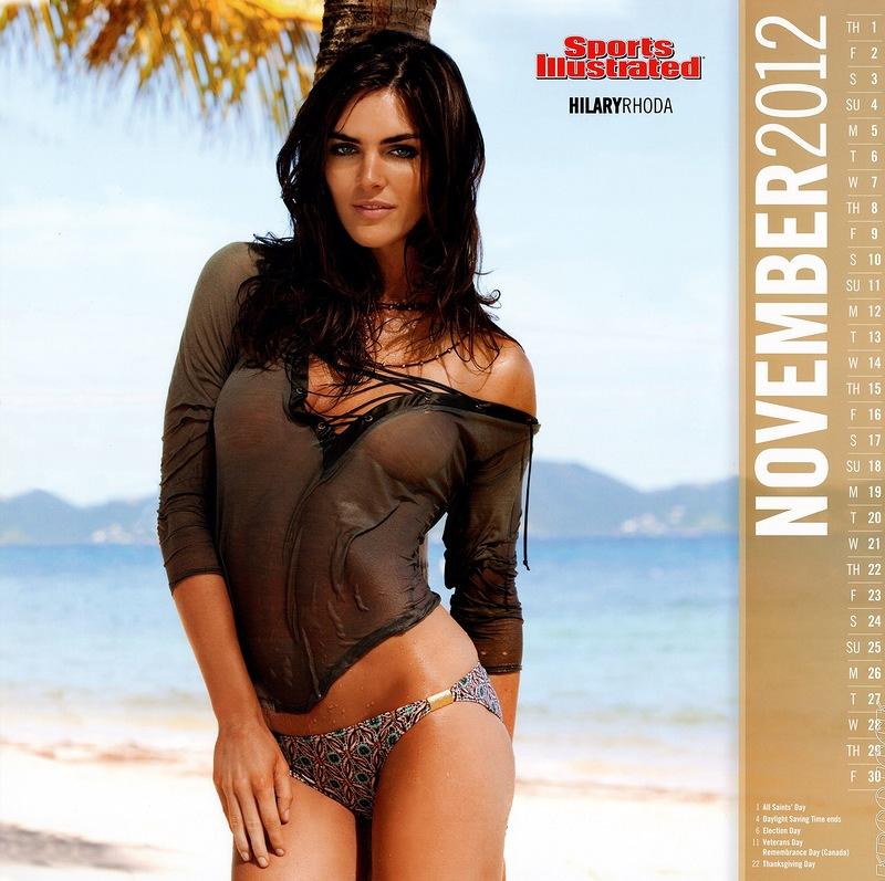 Sports Illustrated 1373 Kalender 2012