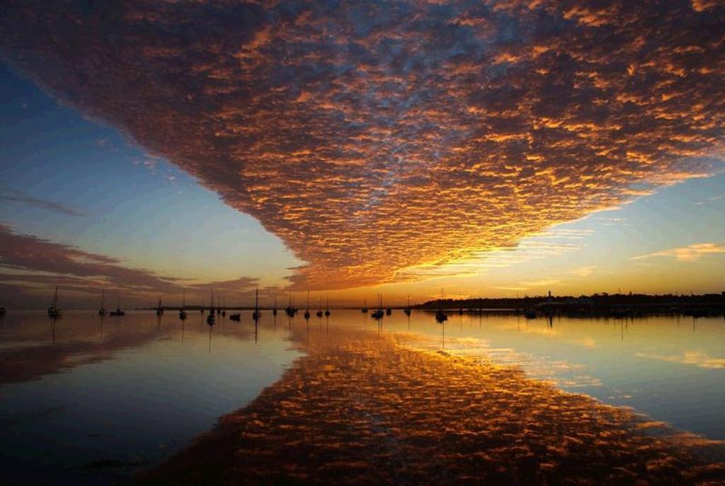 1408 Облака в фотографиях