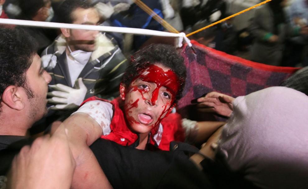 14113 990x609 nuevos disturbios en El Cairo