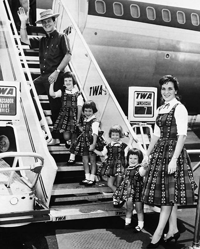 14125 Золотая эра пассажирской авиации