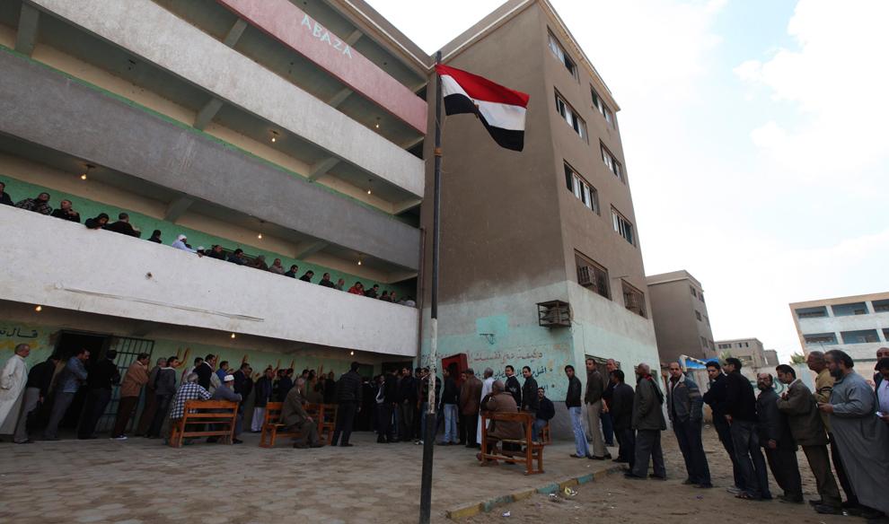 14 154 Pemilu di Mesir dan Kongo