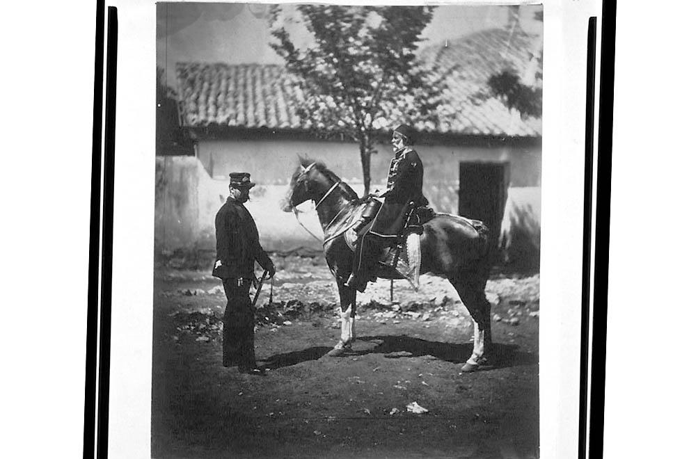 1425 Фотографии времен Крымской войны