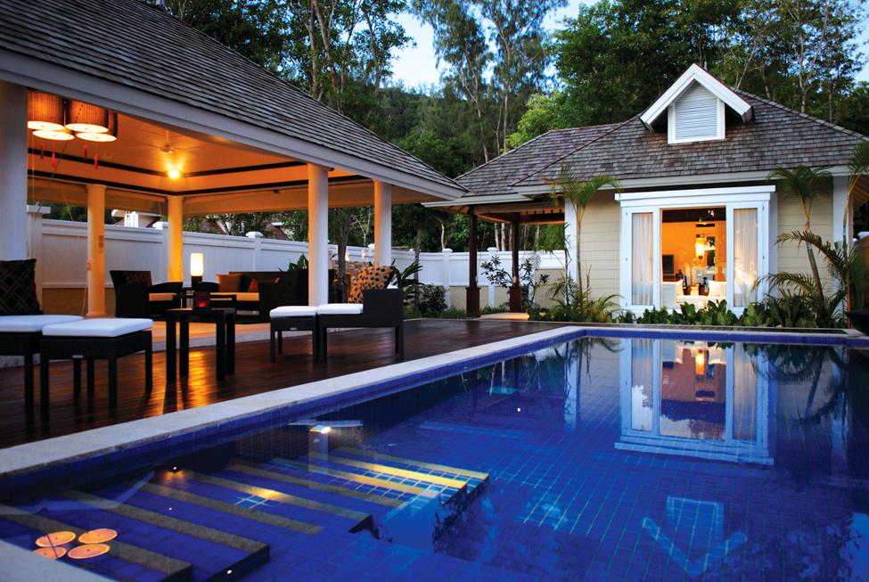 1434 Banyan Tree Seychelles – тропический рай на Сейшелах