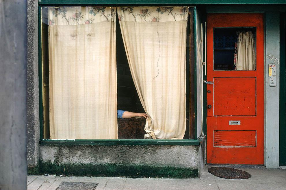 1454 Цветные фотографии Фреда Херцога из 1960 х: Ванкувер и не только