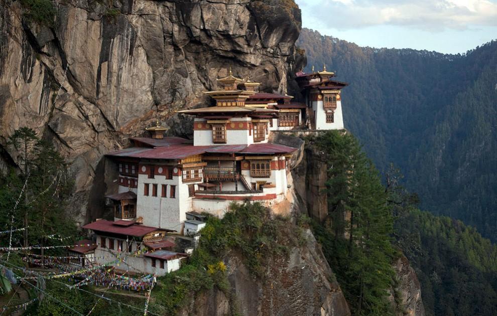 1505 990x630 Фотопутешествие в Бутан