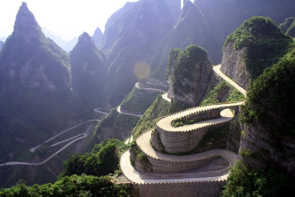1506 Дорога в небеса – самая страшная дорога Китая
