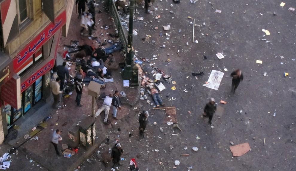 15107 990x573 nuevos disturbios en El Cairo