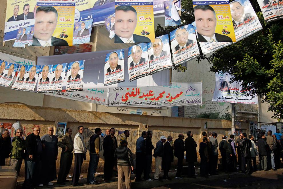 15 146 Pemilu di Mesir dan Kongo