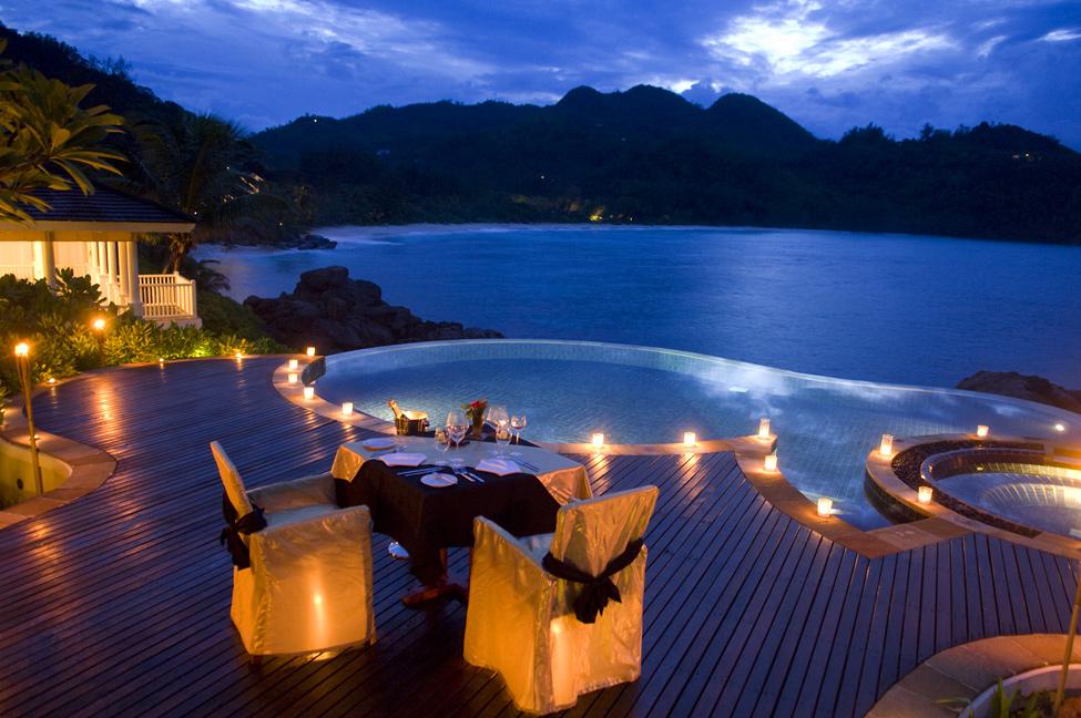 1533 Banyan Tree Seychelles – тропический рай на Сейшелах