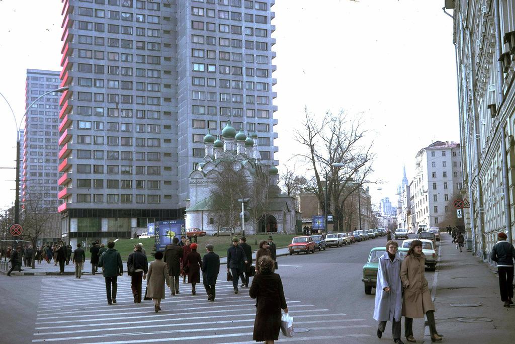 1546 Москва 1982 года: семнадцать мгновений весны
