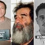 Тюремные фото Сталина, Фиделя Кастро и других лидеров