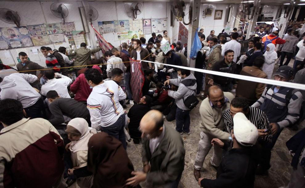 16102 990x610 nuevos disturbios en El Cairo