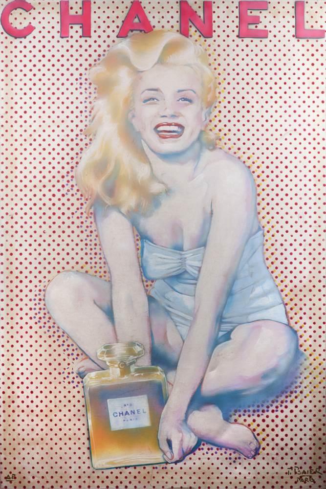 16 130 Hal Marilyn Monroe, disiapkan untuk lelang