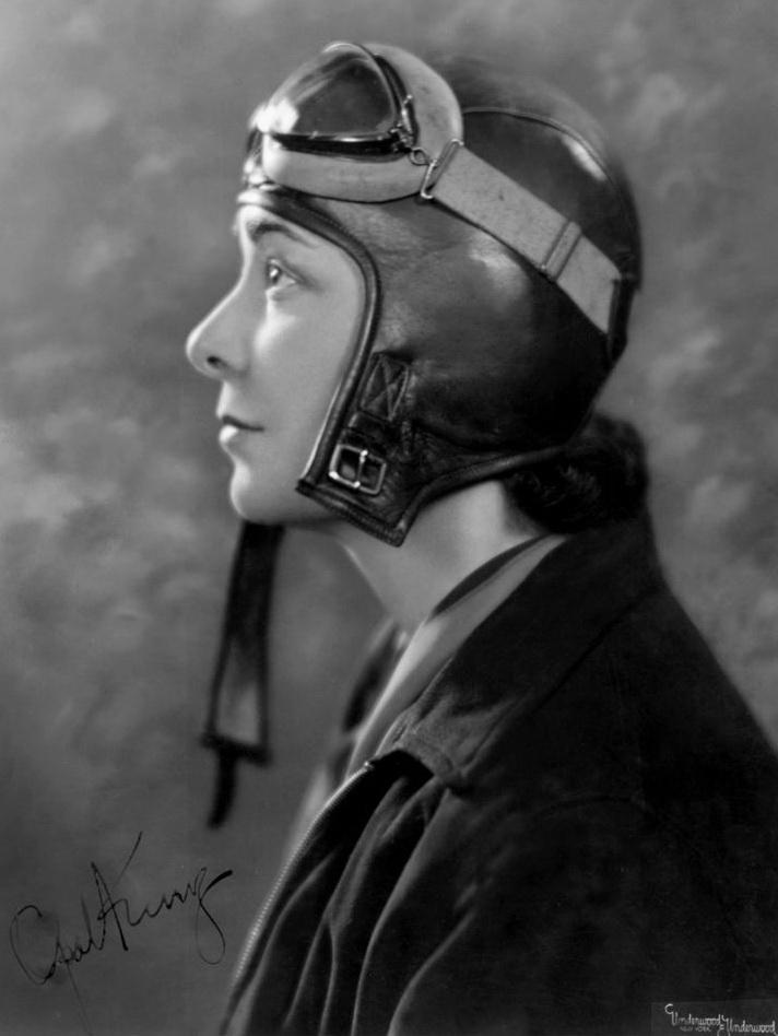 1663 Женщины пилоты прошлого