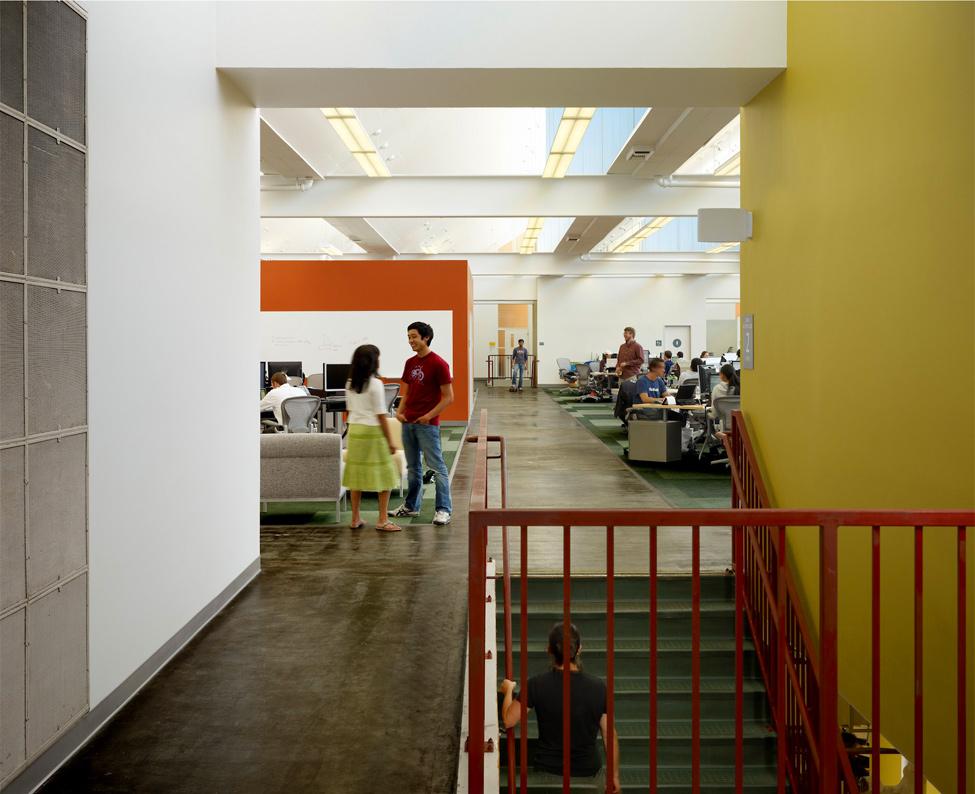 1673 Главный офис компании Facebook