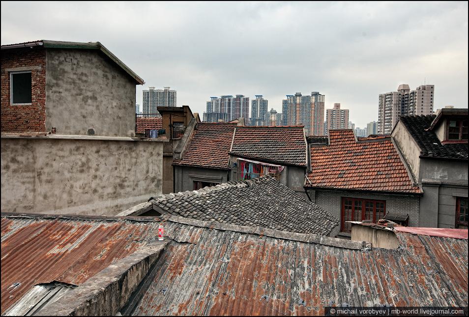 1706 Китай: Шанхайские трущобы