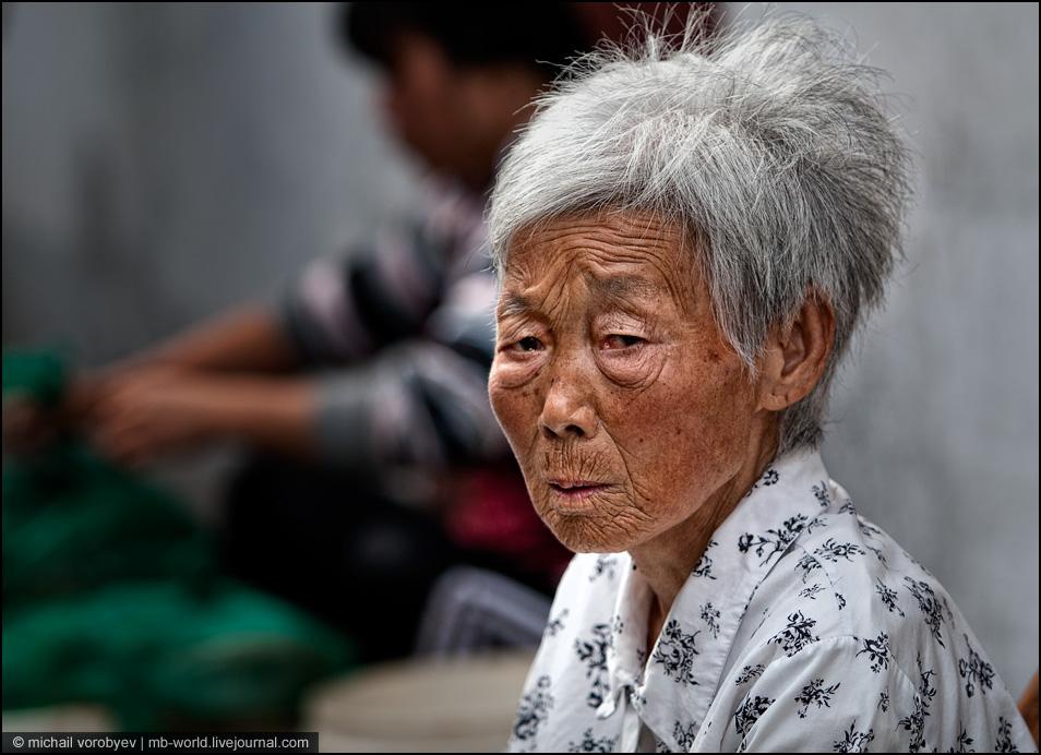 17101 Китай: Шанхайские трущобы