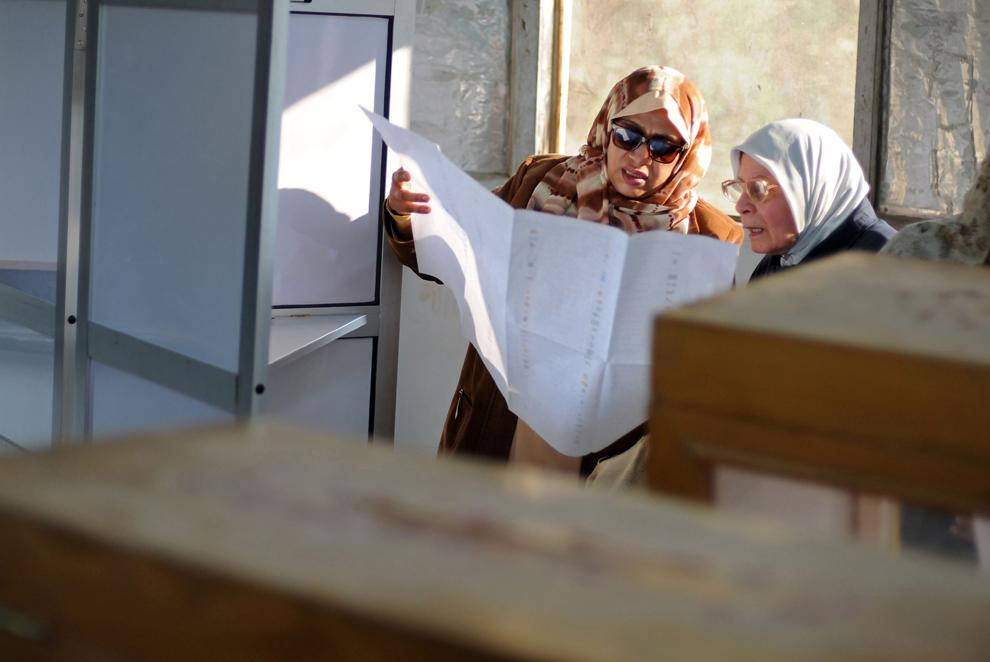 17 133 Pemilu di Mesir dan Kongo