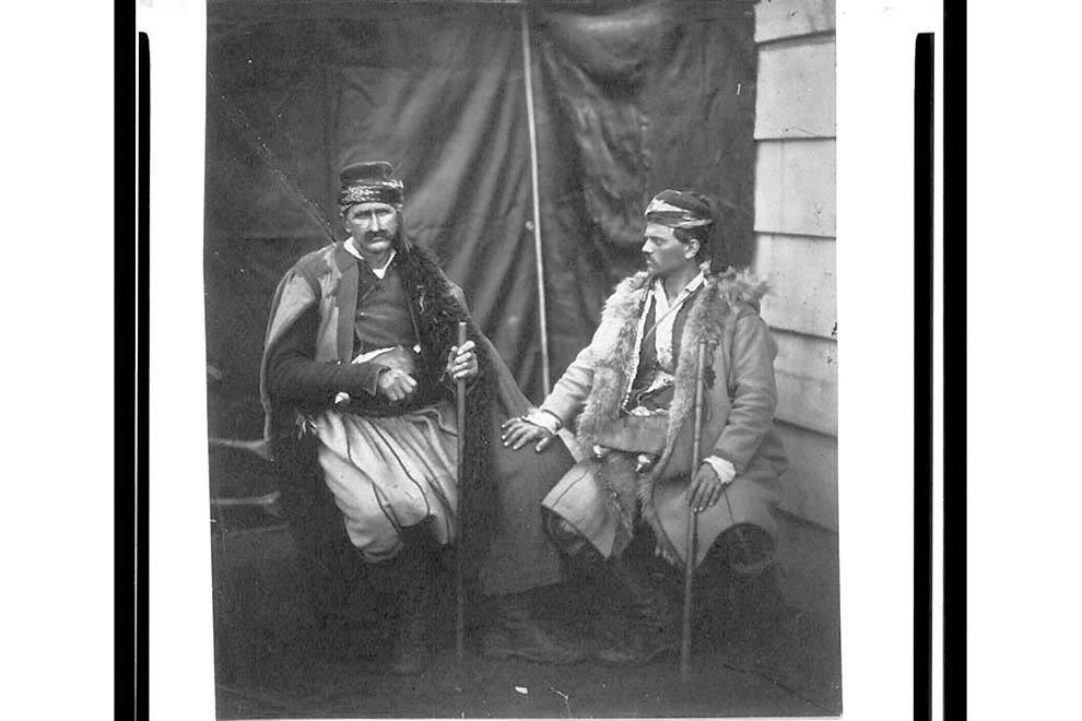 1722 Фотографии времен Крымской войны