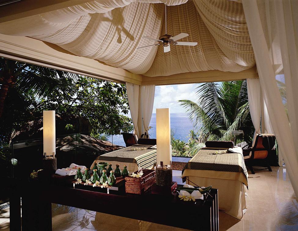 1730 Banyan Tree Seychelles – тропический рай на Сейшелах