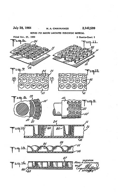 1749 Повседневные чудеса: Tetra pak, пузырчатая упаковка и многое другое