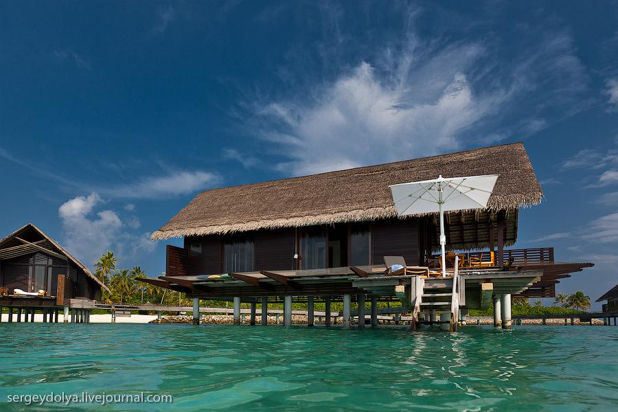 1779 Лучший в мире курортный отель на Мальдивах