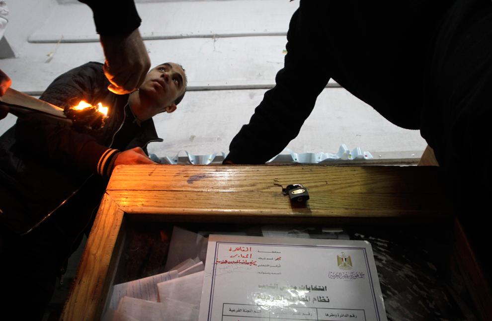 18 119 Pemilu di Mesir dan Kongo