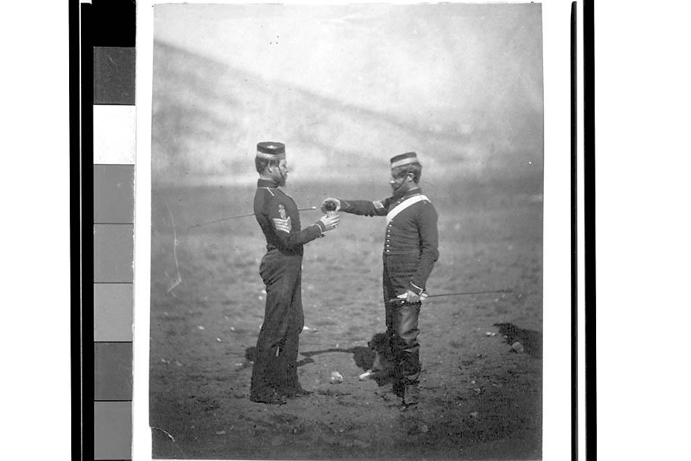 1821 Фотографии времен Крымской войны