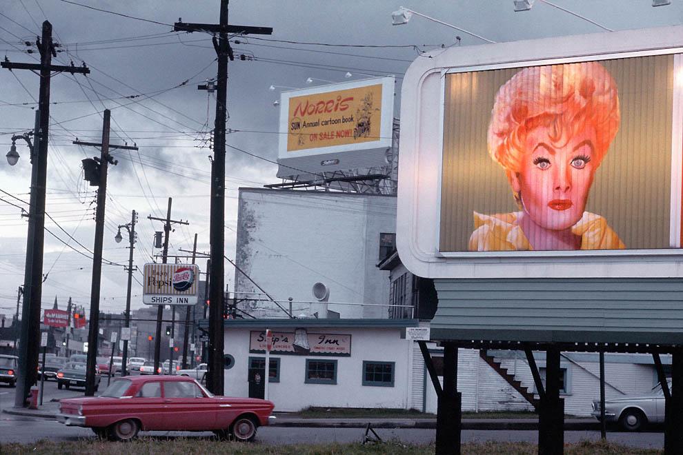 1843 Цветные фотографии Фреда Херцога из 1960 х: Ванкувер и не только