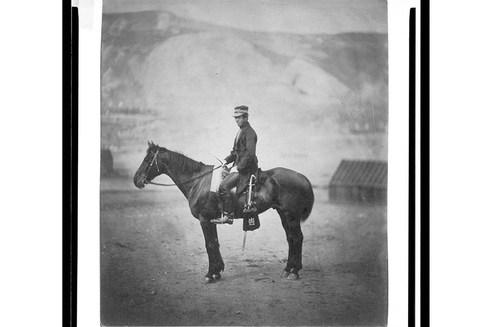 1919 Фотографии времен Крымской войны