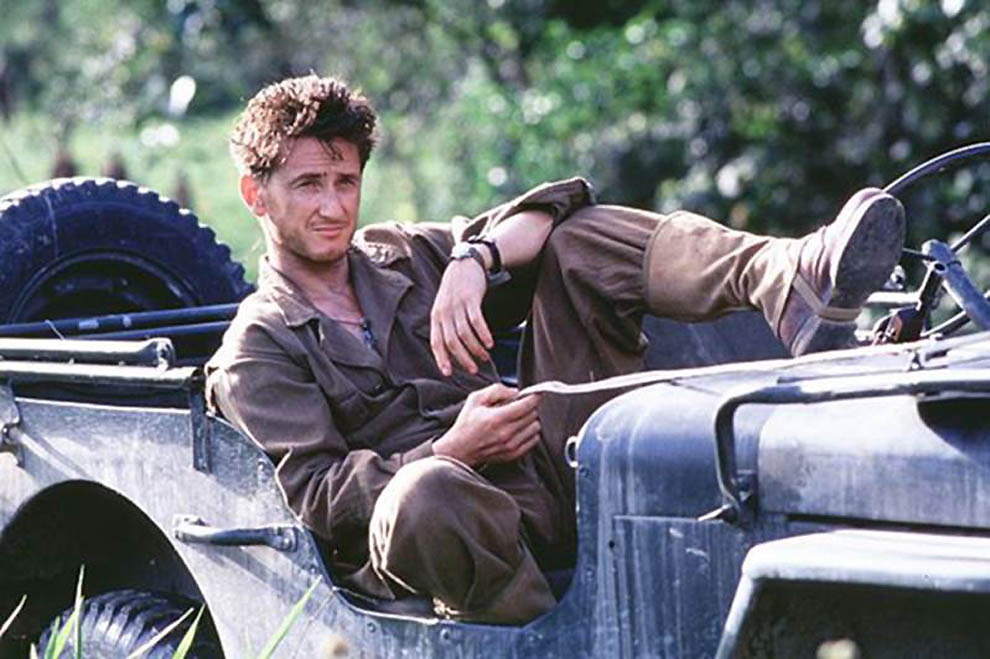 1930 Sean Penn: Aktor dan Aktivis