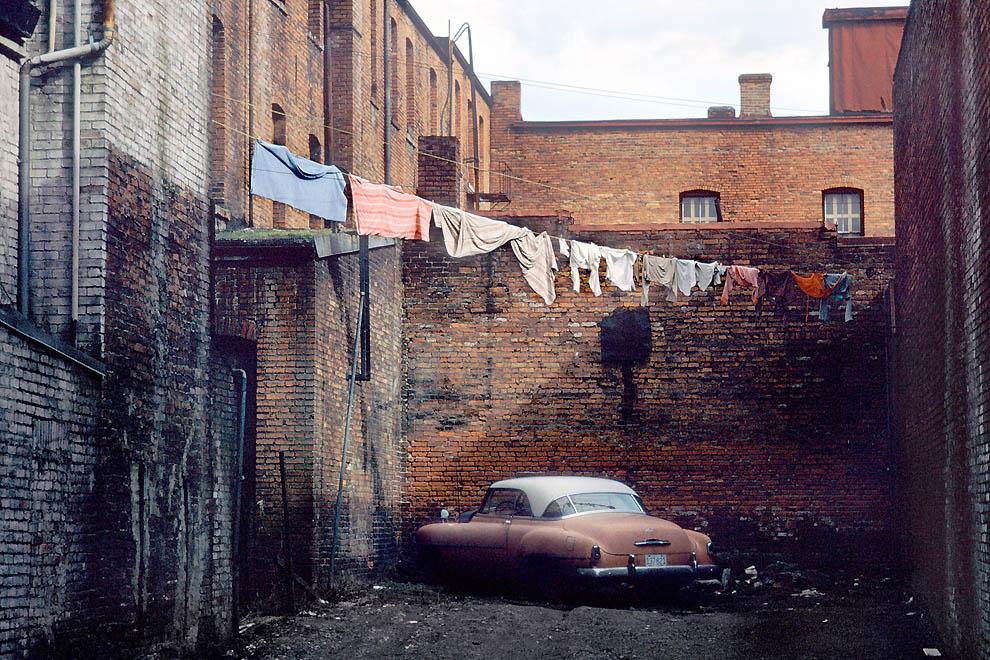 1939 Цветные фотографии Фреда Херцога из 1960 х: Ванкувер и не только