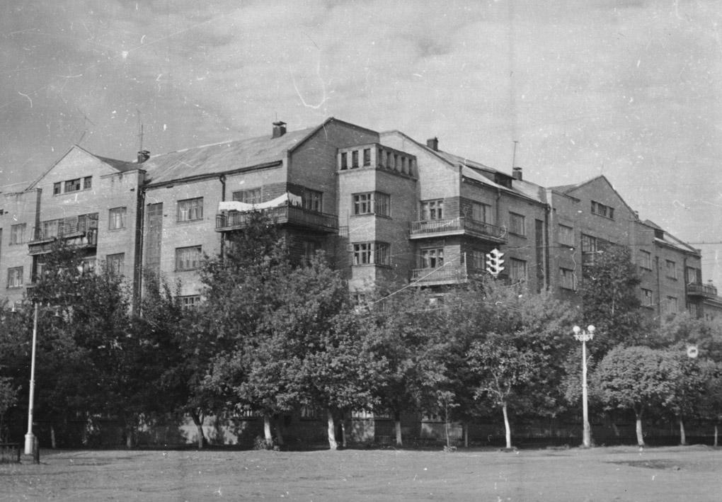197 Иваново в 60 е годы